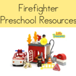 Firefighter Preschool Resources