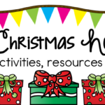 Christmas Holidays Link-Up