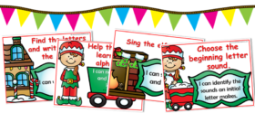 Christmas Holidays Literacy Resources