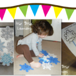 Winter Snowflake Preschool and Prek Ideas