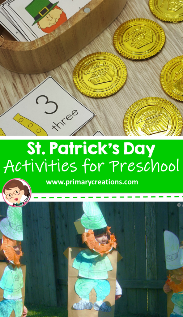 St. Patrick's Day Activities for Preschool